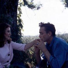 I wanna love like Johnny and June.