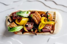 Recipe | FOUR's Festive Honey Roasted Duck Breast Recipe | FOUR Magazine #plating #gastronomy