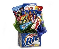 snack bouquet - Classic Candy * Ice-Cream Parlor * Novelties