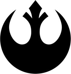Rebel Logo Decal