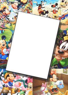 Marco para fotos Disney