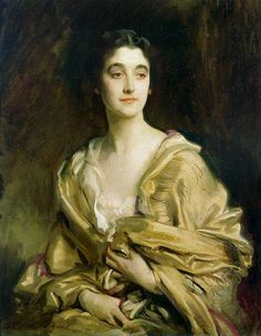 Sibyl Sasson-Countess of Rocksavage, John Singer Sargent, 1913 ?, Private collection, Oil on Canvas, 34 x 26 1/2 in., Inscribed: To Sybil from her friend John S. Sargent 1913.