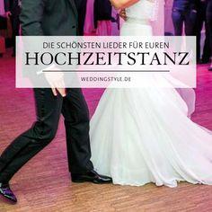 Die schönsten Lieder für euren Hochzeitstanz