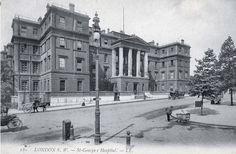 St. George's Hospital 1880