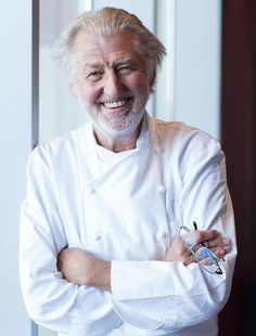 Chef Pierre Gagnaire (France)