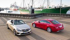 """Mercedes-Benz E-Class Coupe/Cabriolet"": есть ли толк в косметике? :: Архив газеты :: Клаксон № 12 (524) 2013 год"