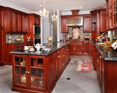 Modern Day Renovated Kitchen