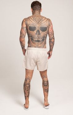 Stephen James for Sik Silk