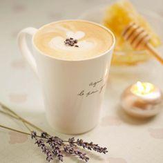 .@Harbour City | Enjoy a cup of Honey #lavender #latte after work! #agnesblpg #agnesb #coffee... | Webstagram