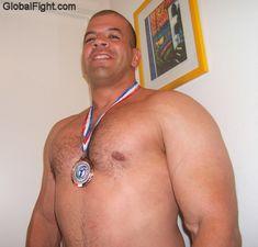 wrestling tournament winner
