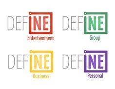 Sub Branding Identity Design, Visual Identity, Brand Identity, Logo Branding, Logo Design, Branding Ideas, Graphic Design, Corporate Design, Corporate Identity