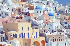 naivefairy: musicy: I think this is Santorini....
