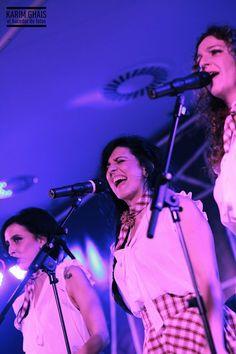 Mountain girls en la Extravaganzza III: La fiesta del Granero de Avilés con Blues & Decker