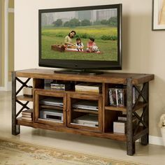 steampunk TV stand - Google Search