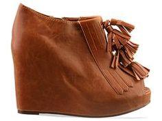 JC loafer platforms
