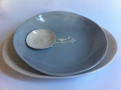 Bowls - Bird on a Wire range - clay art by Sonja Moore Clay Art, Bowls, Heaven, Wire, Range, Plates, Ceramics, Tableware, Handmade