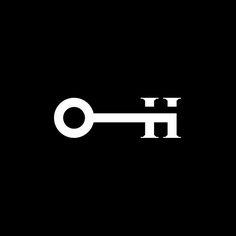 Hamptons House by Moffitt Moffitt. #logo #branding #key
