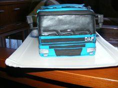 Tarta camion Truck cake