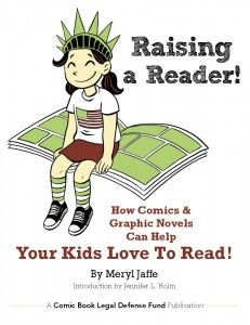 How comics and graphic novels can help your kids love to read.