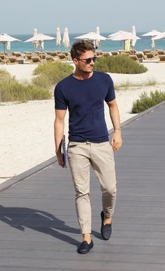 trouser outfit beach wear men #MensFashionBeach