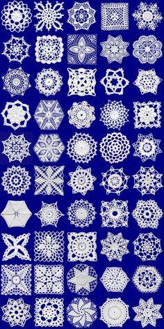 Image detail for -ARTES DA CRIS: MOTIVOS DE CROCHÊ