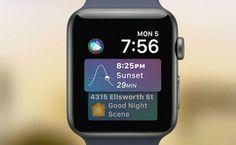 Apple introduce watchOS 4 con varias novedades importantes