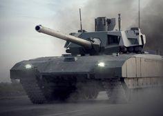 """T-14 """"Armata"""" on test. [6987x4975]"""