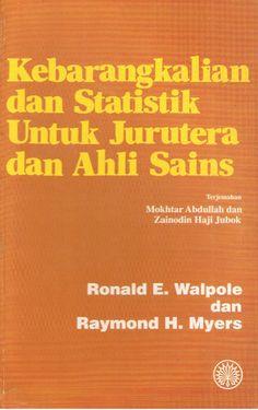 Kebarangkalian Dan Statistik Untuk Jurutera Dan Ahli Sains