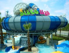 Wet 'n Wild Orlando - Attractions