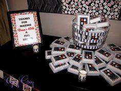 "Photo 1 of 33: Casino / Birthday ""Casino 40th Birthday "" | Catch My Party"