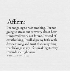 Positive thinking is sometimes So hard, and i go so harsh on myself but i do hope it does comes my way my goals and dreams, ameen 🙏😇☝ Motivacional Quotes, Bible Quotes, Best Quotes, Love Quotes, Inspirational Quotes, Amazing Quotes, Mantra, Note To Self, Positive Affirmations