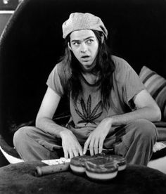 """Rory Cochrane """"Slater"""" in Dazed and Confused. So freakin' hot! Slater Dazed And Confused, Dazed And Confused Movie, Confused Quotes, 90s Movies, Good Movies, Awesome Movies, Rory Cochrane, Empire Records, Men With Street Style"""
