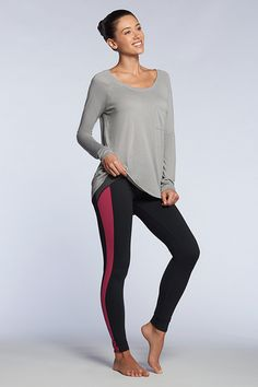 """di'Lush: Fabletics Active Wear by Kate Hudson This outfit is called """"Recharge"""" from the Take Command. 50% off your first purchase!"""