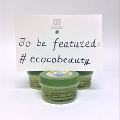 Ecoco Followers!! We're having a giveaway on Instagram now!! IG: @ecoco_beauty  RULES: Hashtag #ecocobeauty for a chance to be featured on our page. We'll be selecting one follower a week that has been featured to send 2 FREE Eco Styler gels! US ONLY.  We LOVE ❤ our fans! #love #giveaway  http://instagram.com/ecoco_beauty/?modal=true