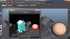 Using the Maya toon shader. Here is a basic Run down on How to use Maya Toon shader / Ramp shader and how to create an ink line