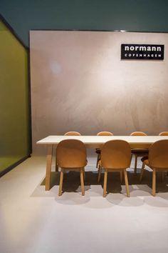 Normann Copenhagen tijdens Salone del Mobile 2016 in Milaan #design #interieur #fair #beurs