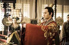 【Chinese drama】Wang Kai (王凯)in 'Nirvana.in.Fire (琅琊榜)'. The character he played is Xiao Jingyan (萧景琰).