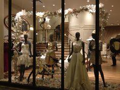 store windows, spring store, houston store, chicago store