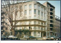 Archivio Asnago Vender (fotografia Olivo Barbieri) Edificio d'abitazione S. Rita, Milano (1937)