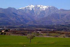 Entorno de Candeleda. Valle del Tiétar. Gredos Sur. Ávila. Spain.