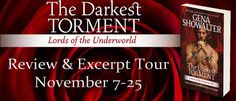 Reese's Reviews: Gena Showalter's THE DARKEST TORMENT - Review & Ex...