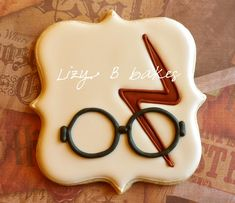 Lizy B: The One With The Scar....More Harry Potter Cookies