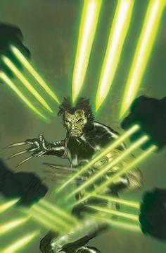Wolverine: Weapon X - Ron Garney
