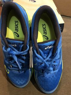 huge discount 8ae05 5e5df ASICS Noosa GS Shoe Kids Running Size 4 1 2 youth C711N.4585 Doctor