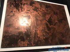 Metalliceffekte auf Kalkputzbasis: wir zeigen es auf den Bremer Altbautagen: der Dekorputzprofi Trends, Painting, Art, Wall Design, Art Background, Painting Art, Kunst, Paintings, Performing Arts
