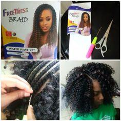 Crochet Braids Freetress Hair