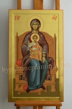 Our Lady Of Rosary, Madonna, Pictures Of Jesus Christ, Religious Paintings, Byzantine Icons, Religious Icons, Sgraffito, Saints, Nasa