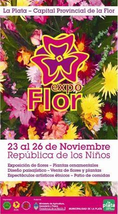 Fiesta de la Flor en La Plata