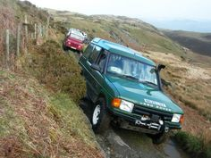 Get my first landy - Discovery 300tdi commercial