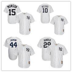 dca9f42de MLB Men s New York Yankees Jersey White Baseball Jersey  NewYorkYankees